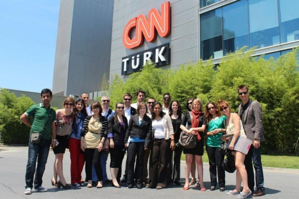 Young Turkey Young America 2012